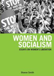 Cover of: Women and socialism