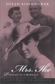 Cover of: Mrs. Ike | Susan Eisenhower