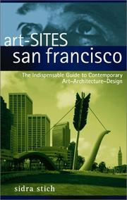 Cover of: Art-SITES San Francisco