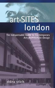 Cover of: Art-sites London