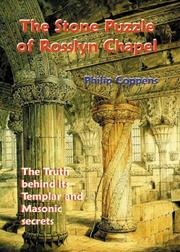 Cover of: The Stone Puzzle of Rosslyn Chapel