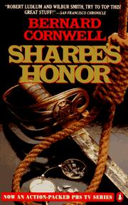 Cover of: Sharpe's Honour