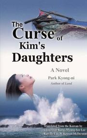 Cover of: The curse of Kim's daughters
