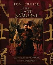 Cover of: The Last Samurai (Screenplay and Movie Guide) | Warner Bros. Pictures