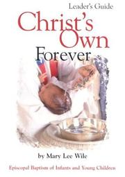 Cover of: Christ's Own Forever