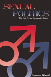 Cover of: Sexual Politics