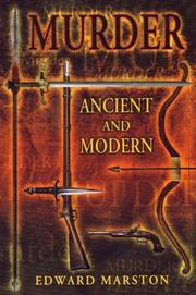 Cover of: Murder, Ancient and Modern
