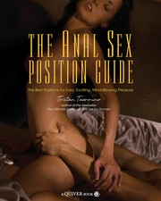 Cover of: The anal sex positions guide | Tristan Taormino