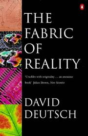 Cover of: Fabric of Reality, the