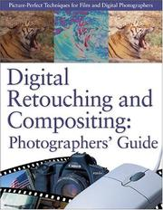 Cover of: Digital Retouching and Compositing: Photographers' Guide (Power!)