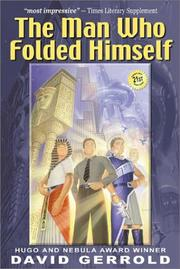 Cover of: The man who folded himself