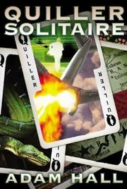 Cover of: Quiller solitaire