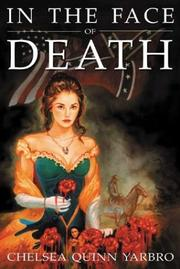 Cover of: In the face of death: an historical horror novel