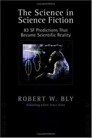 Cover of: The Science in Science Fiction | Robert Bly