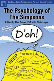 Cover of: The psychology of the Simpsons |
