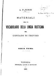 Giunte e correzioni al Dizionario del dialetto veneziano