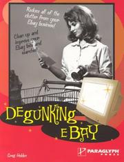 Cover of: Degunking eBay