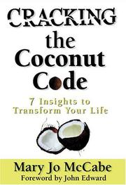 Cover of: Cracking the Coconut Code | Mary Jo McCabe