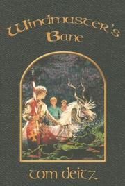Cover of: Windmaster's Bane