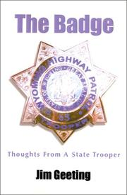 Cover of: The Badge