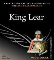 Cover of: King Lear by William Shakespeare, Trevor Peacock