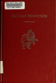 Cover of: Alfred Tennyson | James D. Kissane