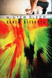 Cover of: Winter Sleep | Kenzo Kitakata