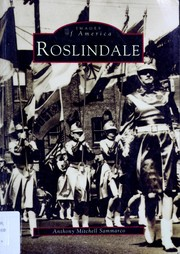 Cover of: Roslindale | Anthony Mitchell Sammarco