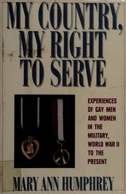 My country, my right to serve