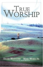 Cover of: True Worship | David Whitcomb
