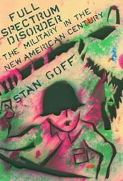 Cover of: Full Spectrum Disorder | Stan Goff
