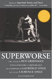 Cover of: Superworse - The Novel: A Remix of Superbad: Stories and Pieces