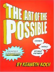 Cover of: The Art of the Possible!