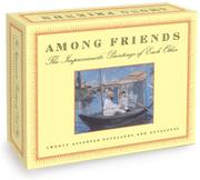 Cover of: Among Friends, A Postcard Book | Angela Hederman