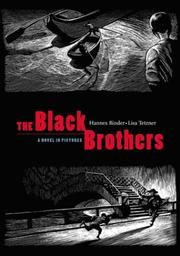 Cover of: The Black brothers: a novel in pictures