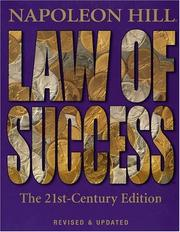 Cover of: Law of Success: The 21st-Century Edition: Revised and Updated