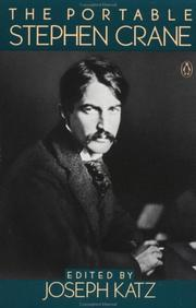 Cover of: The portable Stephen Crane