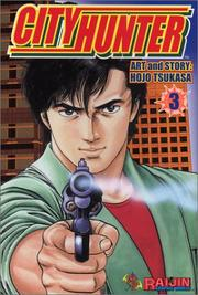 Cover of: City Hunter #3