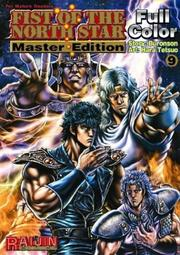 Cover of: Fist Of The North Star Master Edition Volume 9 (Fist of the North Star)