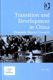 Transition and development in China by Yun Chen