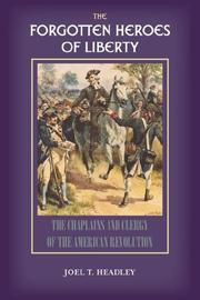 Cover of: The Forgotten Heroes of Liberty