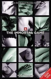 Immortal Game by Mark Coggins