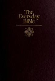 Cover of: The Everyday Bible |