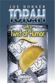 Cover of: Torah With A Twist Of Humor
