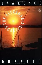 Cover of: The Alexandria Quartet Boxed Set (Alexandria Quartet) | Lawrence Durrell