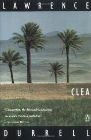 Cover of: Clea