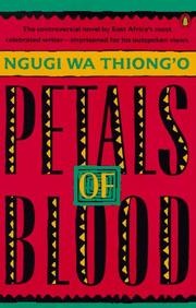 Cover of: Petals of Blood | Ngugi wa Thiong