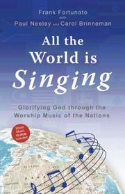 Cover of: All the World Is Singing | Frank Fortunato