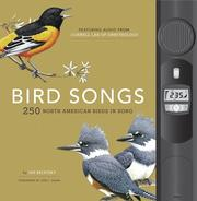 Cover of: Bird Songs | Les Beletsky