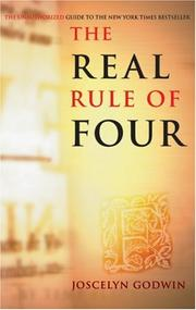 Cover of: The real rule of four